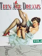 33曲!オールディーズ・ロカビリー/TEEN AGE DREAMS VOL.6