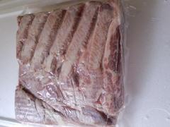 ☆焼き肉などに  高原豚バラブロック 2キロ  生冷凍