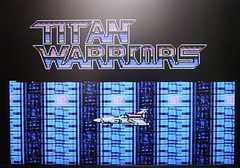 Titan Warriors マニュアル・箱なし