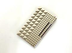 デュポン ライン2 ダイヤモンド ヘッド ライター シルバー 16066