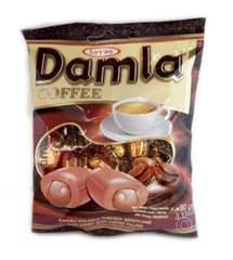 Damla コーヒーフィリングソフトキャンディー90g O52M-2