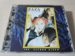 ZAZA CD「2集THE SECOND ALBUM - VISION」韓国K-POP男女ユニット