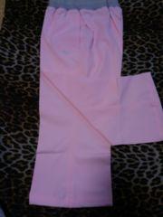 *新品*mizuno7分パンツ*S size*pink*