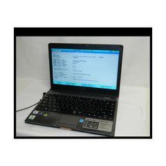 acer AS3810T-SW22 Windows7 ノートパソコン
