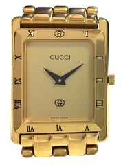 正規グッチメンズ時計ウォッチゴールドカラー腕時計GP4200M GUCCI