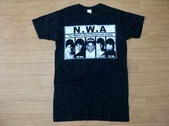 伝説のヒップホップ NWA Tシャツ S 新品