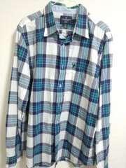 アメリカンイーグル チェックシャツ