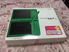 DSiLL本体(グリーン)