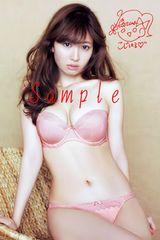 【送料無料】 AKB48小嶋陽菜 写真5枚セット<サイン入>58