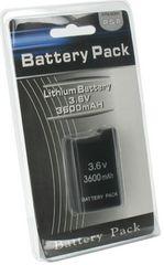 PSP1000 大容量バッテリー 3600mAh パッケージ品 電池c
