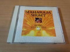 CD「マハラジャナイト・ハイエナジーHI-NRG VOL.4」MAHARAJA●