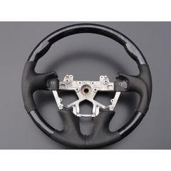 日産 黒木目ステアリング エルグランド E52 ムラーノ Z51 ティアナ J32