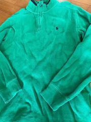 正規ポロラルフローレンニット長袖150