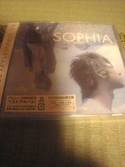 未開封初回SOPHIA/10th ANNIVERSARY BEST