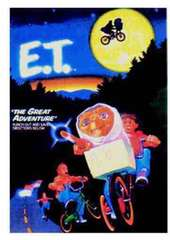 ☆ ポスター★ E・T その1