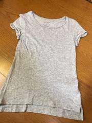 シンプルTシャツ☆グレー