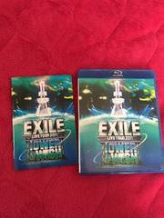 EXILE Live tour 2011 tower of wish美品Blu-rayブルーレイ