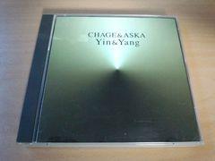CHAGE&ASKA CD「Yin & Yangチャゲアス 飛鳥涼 2枚組●