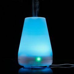 人気★超音波式 加湿器 多色変換LEDライト付き