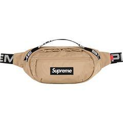 18SS Supreme waist bag tan シュプリーム ウエストバッグ
