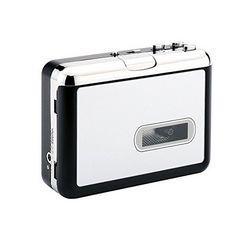 PC不要カセットテープ USB変換プレーヤー MP3コンバーター