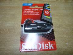 SUNDISK★CruzerGlide3.0★USBメモリ3.0GB8GB