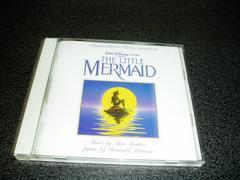 CD「ディズニー映画リトルマーメイド/英語版サントラ」95年盤