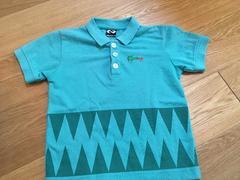 かっこいい!ミルクリッチ ポロシャツ 130