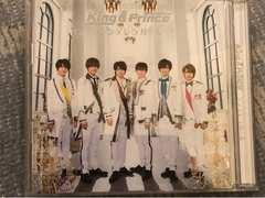 激レア!☆king&Prince/シンデレラガール☆初回盤A/CD+DVD☆美品