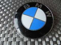 高級BMW☆エンブレム82mmフロント トランクに