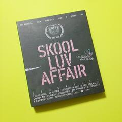 防弾少年団CDSkool Luv AffairJIMIN/JIN/ジョングク/SUGA/v
