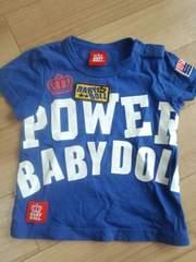 ベビードールTシャツ 80�p