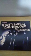THE DARK SHADOWS(BRIGITTE HANDLEY)4枚セット/サイコビリー/ポストパンク