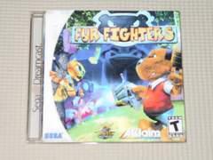 DC★FUR FIGHTERS 海外版(国内本体動作不可