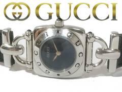 良品 1スタ★グッチ/Gucci 定価8万!!!! 6300L 高級腕時計