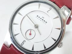 10527/SKAGENスカーゲン★人気の薄型ムーブメントシリーズレディース腕時計
