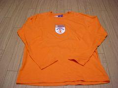 【新品タグ付】Champion長袖Tシャツ160センチ