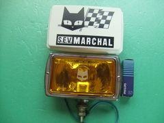 当時物 新品 マーシャル859ライト 旧車 シビエ フォグランプ