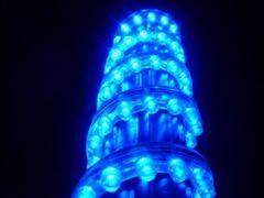 超発光/防水 LEDチューブ 48�p ブルー 青