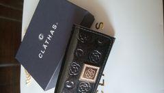 CLATHAS クレイサス カメリア キーケース 黒