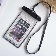 スマホ 防水ケース ブラック 防水ポーチ スマホケース 携帯