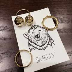 SMELLY◇3リングセット