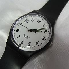 ●本物確実正規 スウォッチ クォーツ腕時計