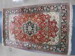 ■ペルシャ絨毯■最高峰■クム産■300万■イラン製■シルク■