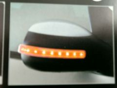 LEDドアミラーウィンカー(貼り付け)�A