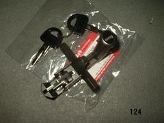 (40)GSX400E GSX250E ザリ シートロック 純正 GSX450E