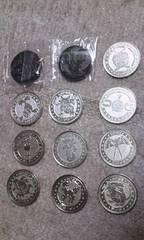 初期ポケモン・ポケモンベストウイッシュ メダル コイン 12枚�C