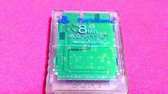 【即決】PS2用メモリーカード(8MB)