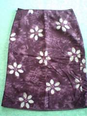WARPREPS和柄スカート