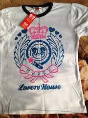 ☆〜(ゝ。∂)新品*ラバーズハウス*ラメ半袖Tシャツ*150cm*
